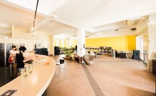 Wi-Fiのあるカフェ