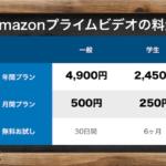 Amazonプライムの新料金